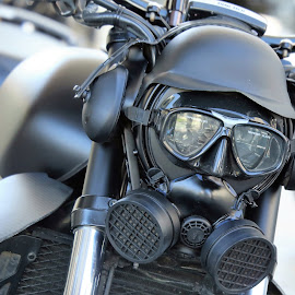 by Evelthon Charalambous - Transportation Motorcycles
