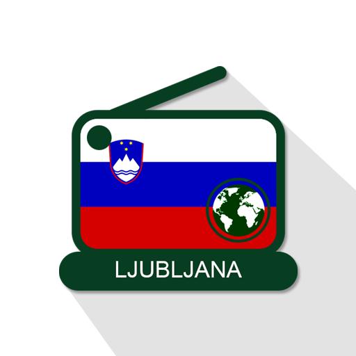 Android aplikacija Ljubljana �� AM FM spletne radijske postaje na Android Srbija