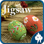 Easter Jigsaw Puzzles Icon