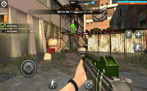 Game Fatal Raid - No.1 FPS apk for kindle fire