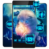 Free Kitty Spirit Dream Theme APK for Windows 8