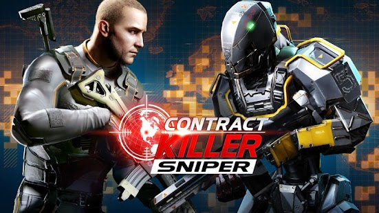 CONTRACT KILLER: SNIPER 6.0.1 Build 6013 (Mod) Apk + Data