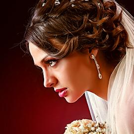 wedding by Dejan Nikolic Fotograf Krusevac - Wedding Bride ( bouquet, wedding, brides, brideal session, bride )