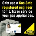 <gas Safe card>
