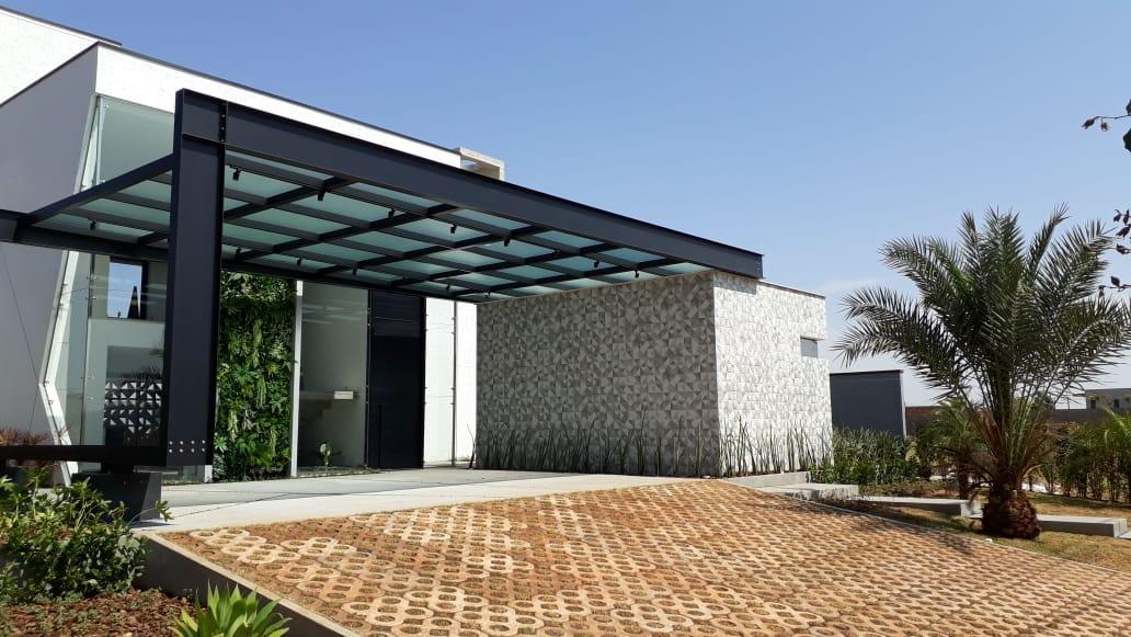 Casa com 4 suítes à venda, 382 m² por R$ 2.460.000 - Condomínio Campo de Toscana - Vinhedo/SP
