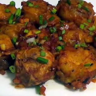 Chilli Salt Mushrooms Recipes