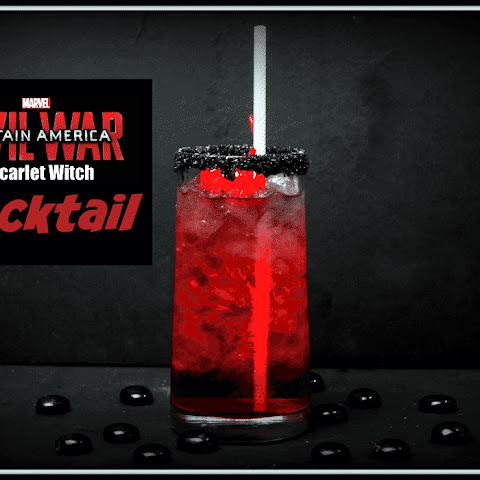 Scarlet Witch Cocktail