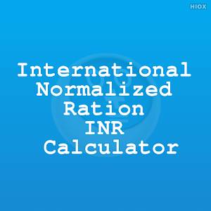 INR calculator