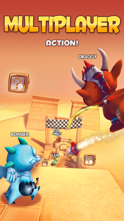 Dragon Land Screenshot 4
