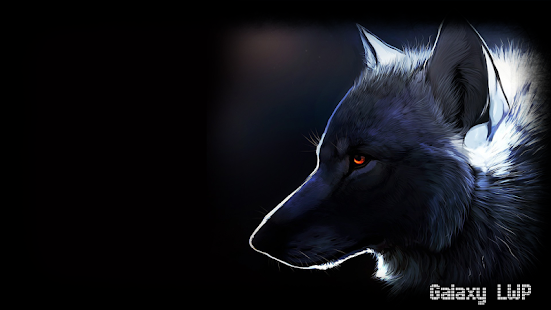 Wolf Wallpaper - screenshot