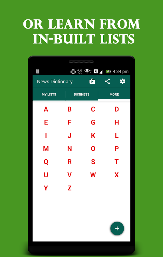 Quick Dictionary Screenshot 3