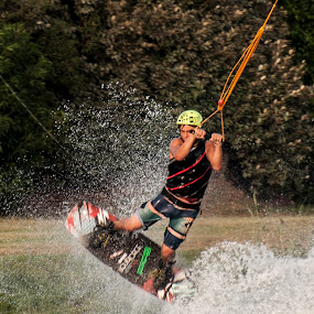 by Gad Fogiel - Sports & Fitness Watersports