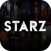 What's on Starz Guide icon