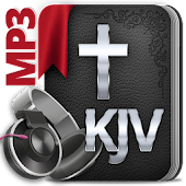 App AUDIO BIBLE - King James Version Holy Bible 5.0.0.1 APK for iPhone