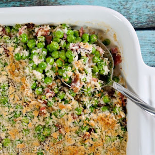 Baked Peas Recipes