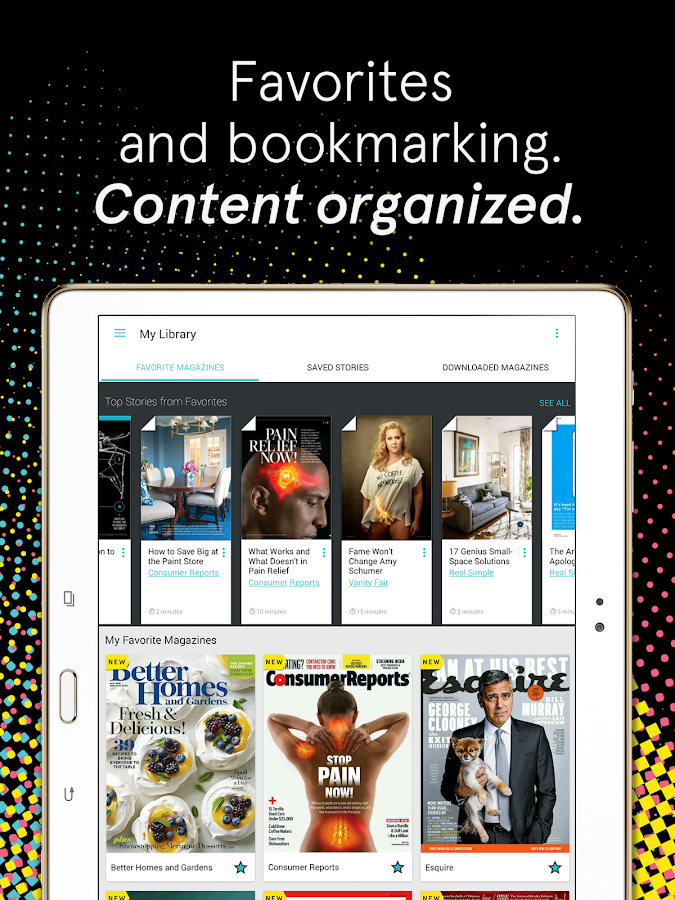 Texture – unlimited magazines Screenshot 6