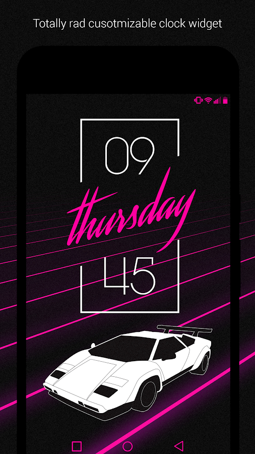 Rad Pack Pro - 80's Theme Screenshot 7