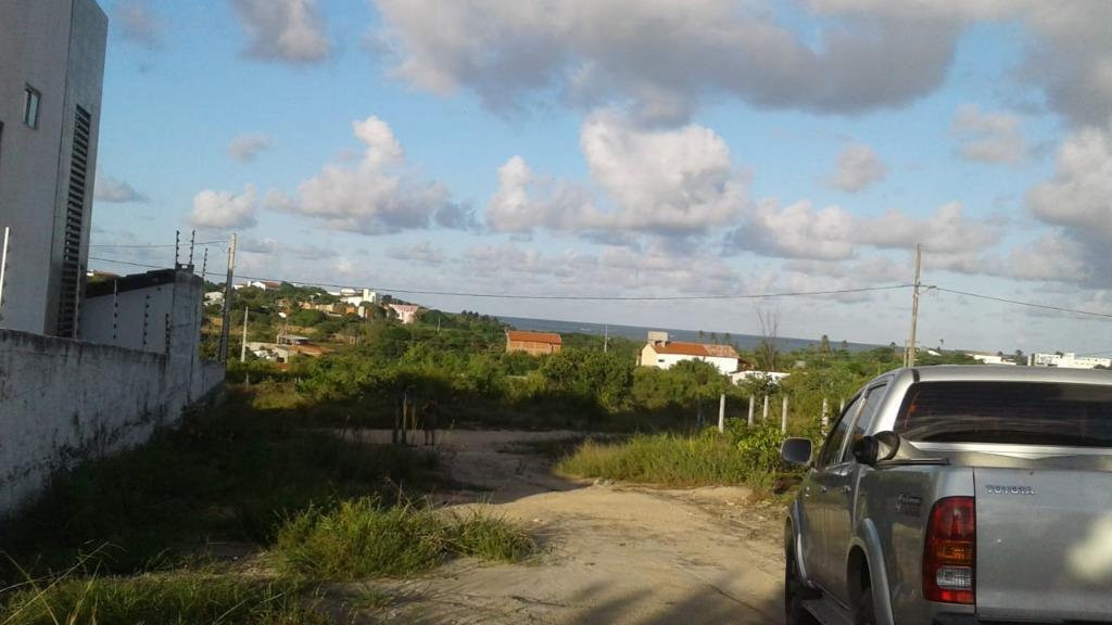 Terreno à venda, 450 m² por R$ 50.000 - Tabatinga I - Conde/PB