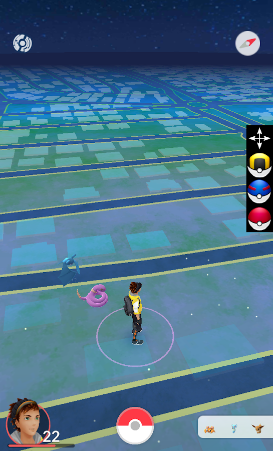 Automatic Pokéball Thrower Screenshot 1