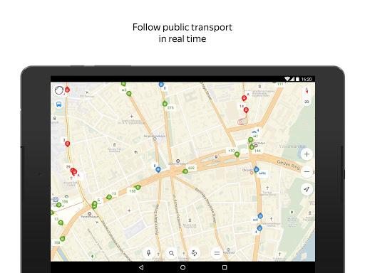 Yandex.Maps screenshot 13