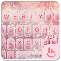App Pink Snow Keyboard Theme APK for Kindle