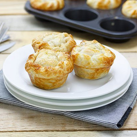 Thai Chicken Party Pies