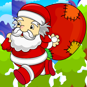 Download Run Santa Game Fun for PC