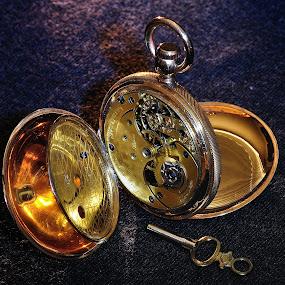 1872 Key Wind/ key Set Watch by Dennis McClintock - Artistic Objects Jewelry ( pocket watch, watch, jewelry, elgin lady watch, the great detail challenge ii contest,  )
