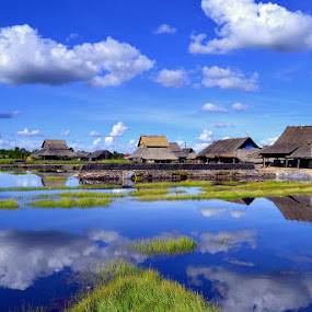 kampung pembataan by Ary Baban - Landscapes Waterscapes