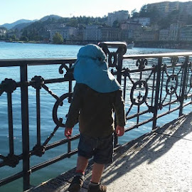 Swiss trip, Lugano by Tiffany Wu - Babies & Children Toddlers