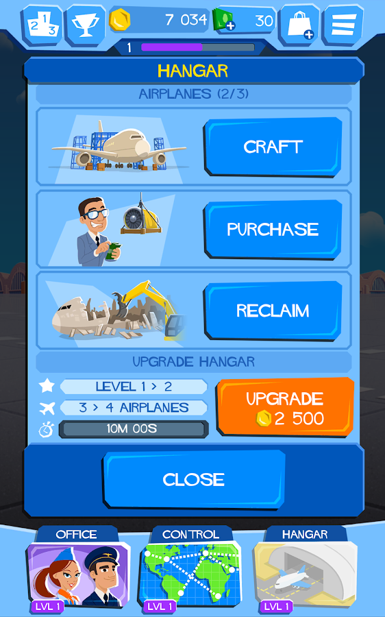 Airline Tycoon - Free Flight Screenshot 15
