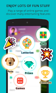 Galaxy - Chat & Meet People APK for Kindle Fire