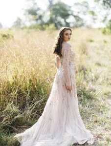 Yvonne Wedding Dress - Wendy Makin