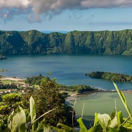 Açores - Lagoa das Sete Cidades by Luís Paralta - Landscapes Travel (  )