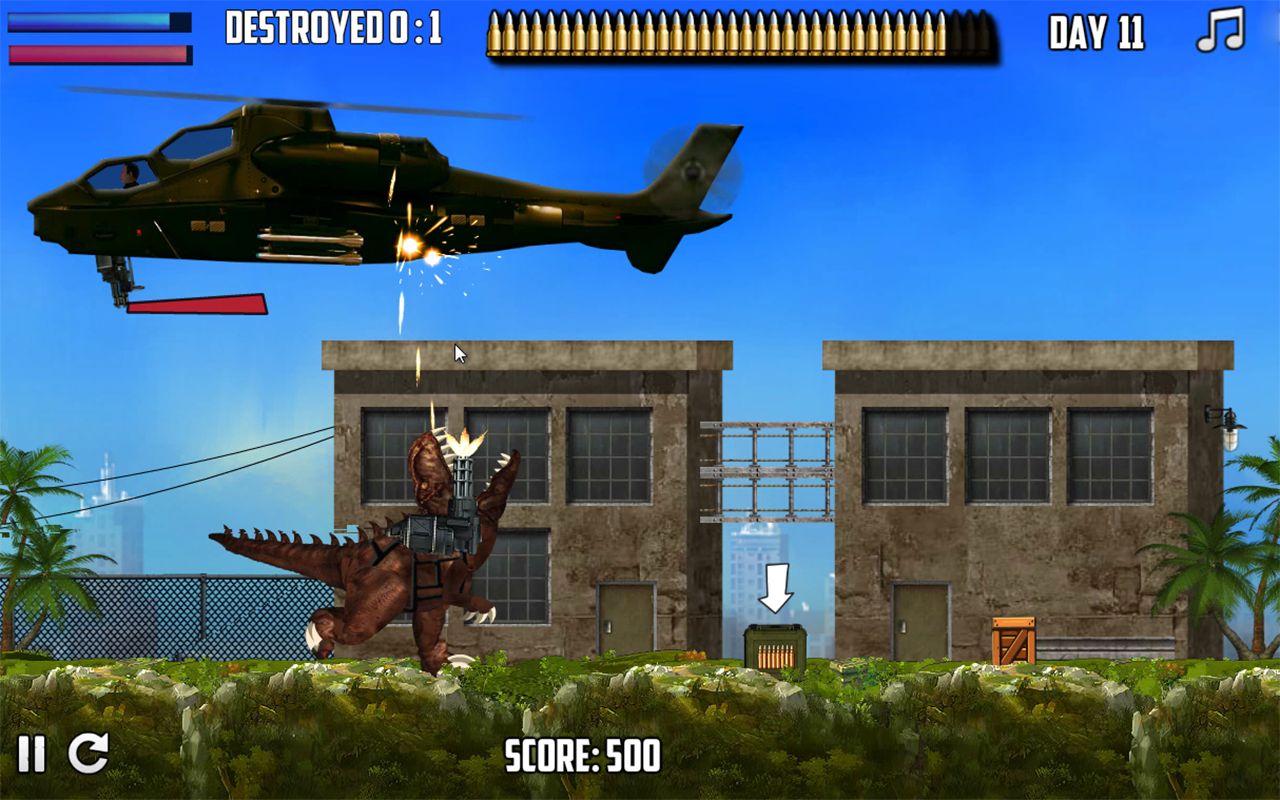 Mexico Rex Screenshot 5