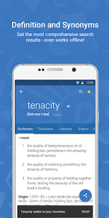 Dictionary.com Premium- screenshot thumbnail