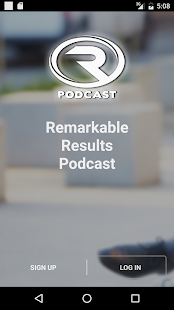 Remarkable Results Podcast - screenshot