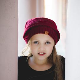 child portrait by Judy Deaver - Babies & Children Child Portraits ( child, autum photo, portrait )