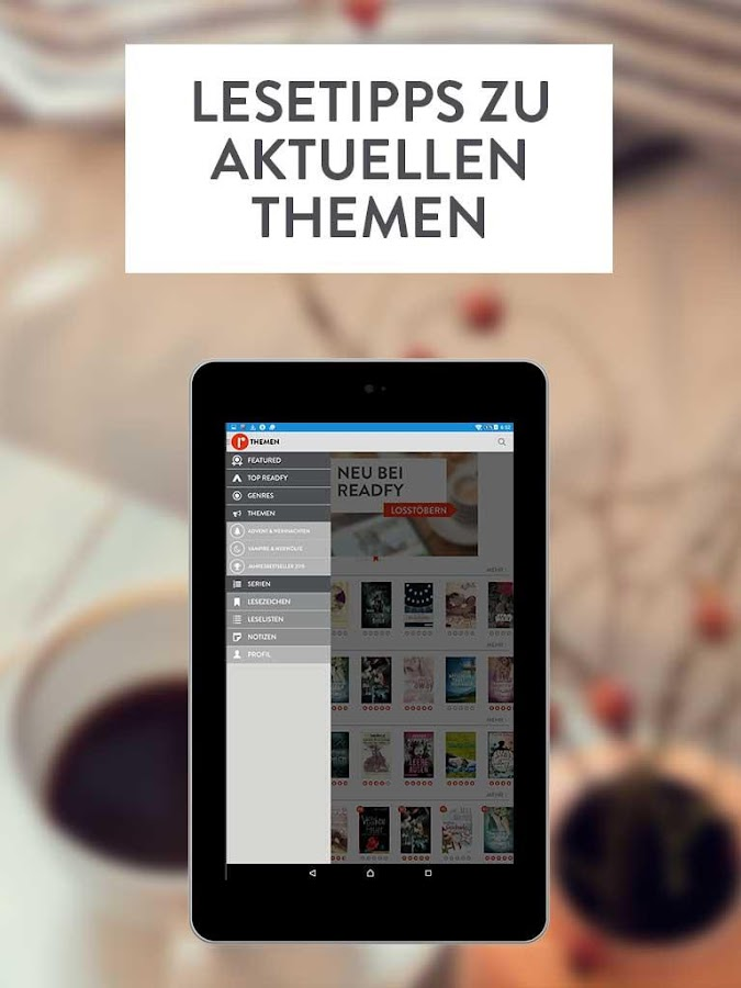readfy - eBooks gratis lesen Screenshot 9