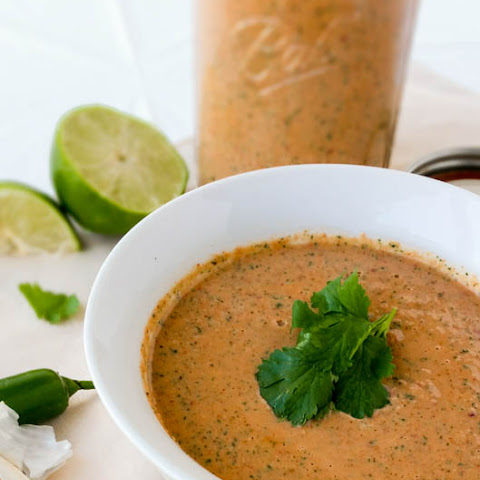 Light & Healthy Salsa Ranch Dressing