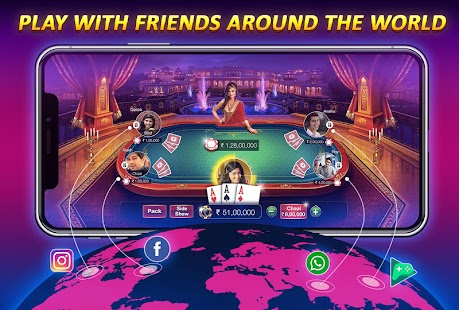 Teen Patti Gold - TPG Screenshot