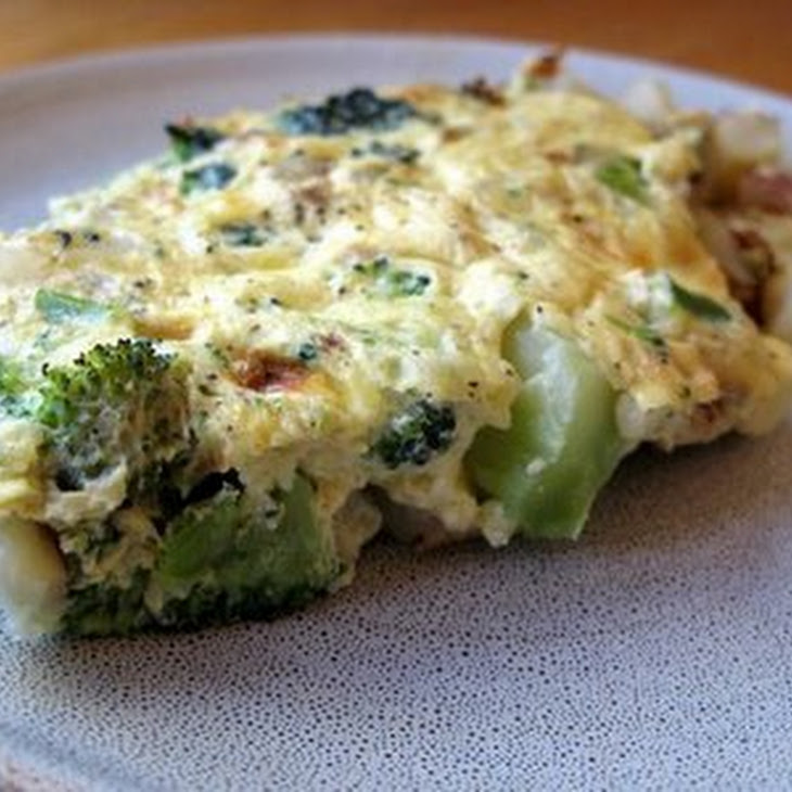 Broccoli Frittata Recipe | Yummly