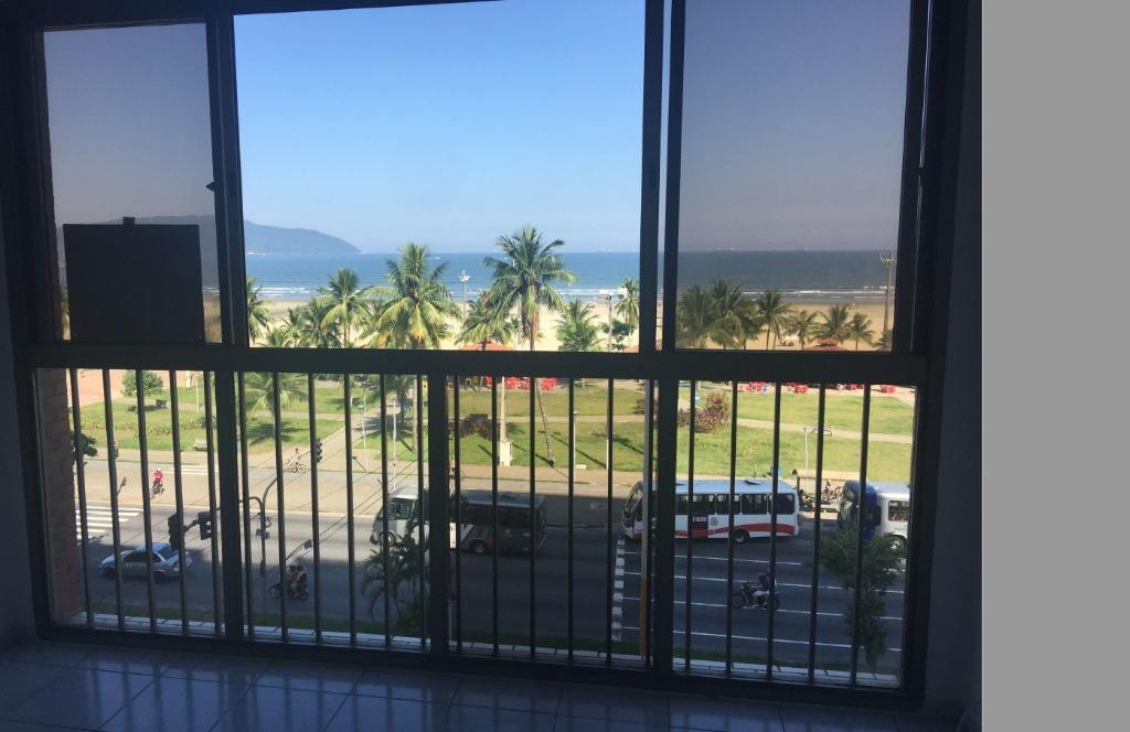 Apartamento com 2 dormitórios à venda, 95 m² por R$ 450.000 - Itararé - São Vicente/SP