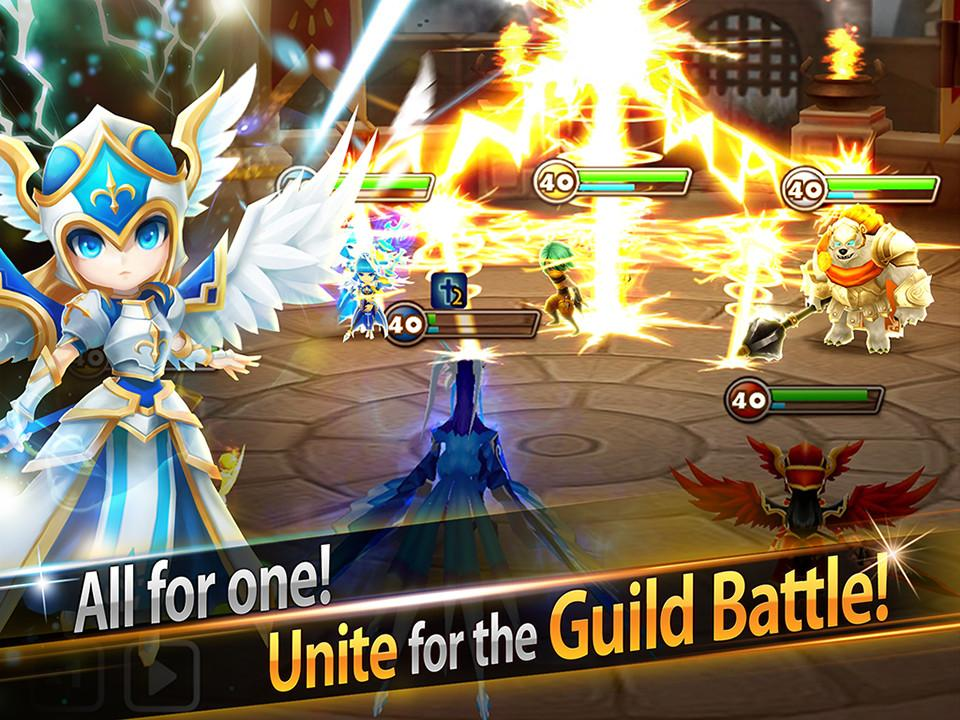 Summoners War Screenshot 2