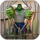Game Incredible Monster Hero: Super Prison Action APK for Windows Phone