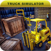 Game Truck Simulator: Real city Transport 3D APK for Kindle