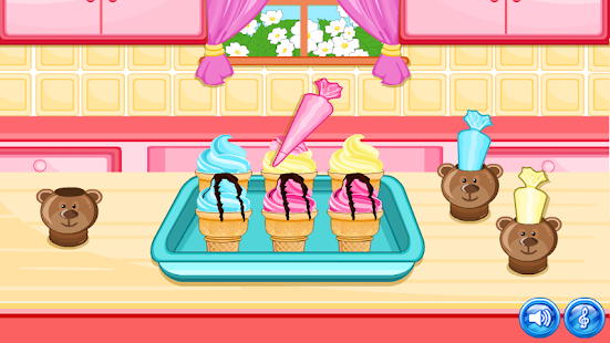 Game Cone Cupcakes Maker APK for Windows Phone