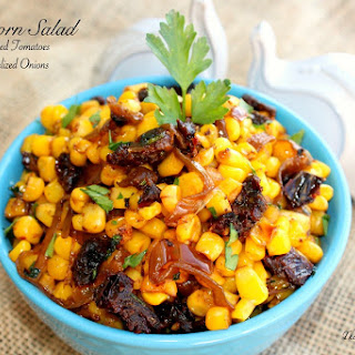 Warm Corn Salad Recipes