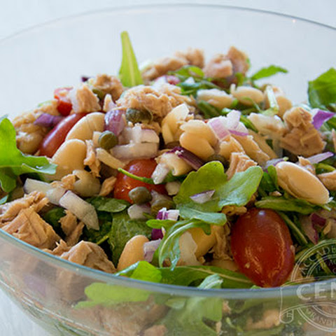 Cannellini Bean & Tuna Salad
