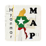 Myanmar Pathein Map APK Image